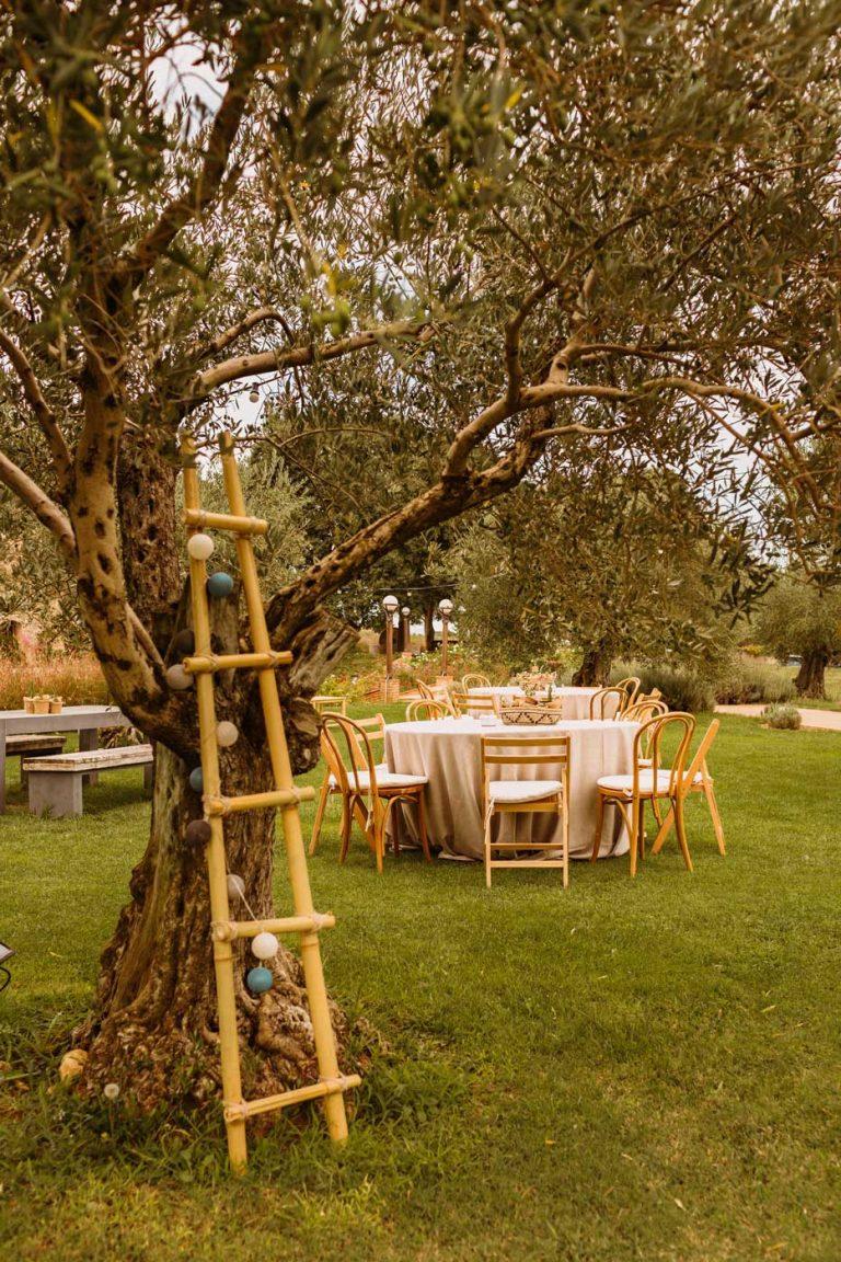 decoración y tips sobre como organizar una boda