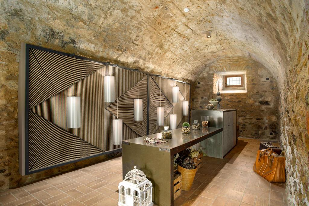 Sala 1 para boda en castell de sant gregori