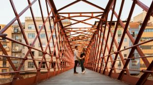 Laura&Pau prewedding in Girona
